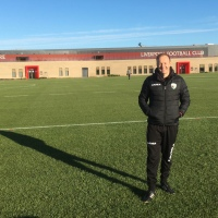 Following The Game At Liverpool FC's AXA Training Centre, Interviews With Paul Harrison, Kwame Boateng And Scott Ruscoe